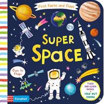 Super Space by Lon Lee, 9781529002805