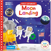 Moon Landing by Campbell Books, 9781529003819
