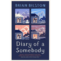 Diary of a Somebody by Brian Bilston, 9781529005547