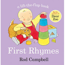 First Rhymes by Rod Campbell, 9781529011999