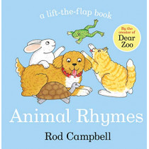 Animal Rhymes by Rod Campbell, 9781529012002