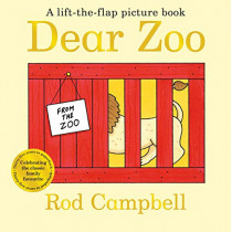 Dear Zoo by Rod Campbell, 9781529017571