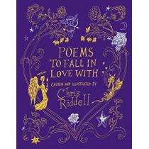 Poems to Fall in Love With by Chris Riddell, 9781529023237