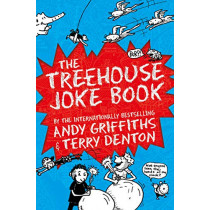 The Treehouse Joke Book by Andy Griffiths, 9781529030440
