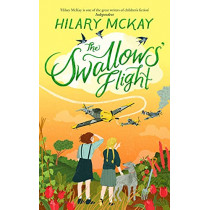 The Swallows' Flight by Hilary McKay, 9781529033335