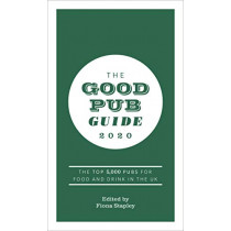 The Good Pub Guide 2020 by Fiona Stapley, 9781529103724
