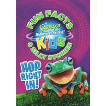 Ripley's Fun Facts and Silly Stories 2020 by Ripley, 9781529119862