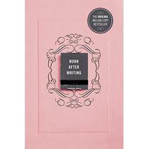 Burn After Writing by Sharon Jones, 9781529148398