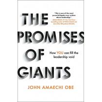 The Promises of Giants by John Amaechi, 9781529345872