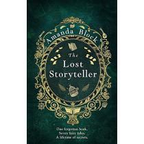 The Lost Storyteller by Amanda Block, 9781529360783