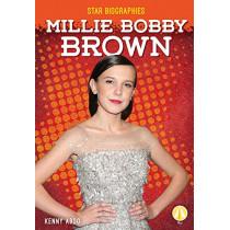 Millie Bobby Brown by Kenny Abdo, 9781532125478