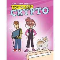 Top Secret: Crypto by D C London, 9781534171022