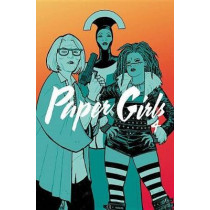 Paper Girls Volume 4 by Brian K. Vaughan, 9781534305106