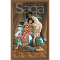 Saga Volume 9 by Brian K Vaughan, 9781534308374