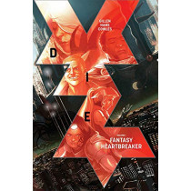 Die Volume 1: Fantasy Heartbreaker by Kieron Gillen, 9781534312708