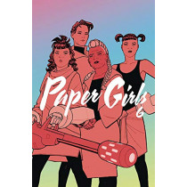 Paper Girls Volume 6 by Brian K Vaughan, 9781534313248