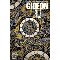 Gideon Falls Volume 3: Stations of the Cross by Jeff Lemire, 9781534313446