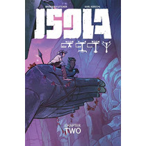 Isola Volume 2 by Brenden Fletcher, 9781534313538