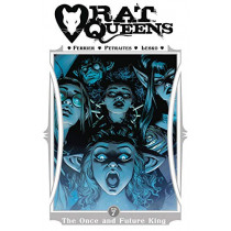 Rat Queens Volume 7: The Once and Future King by Ryan Ferrier, 9781534314665