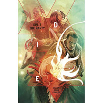 Die Volume 2: Split the Party by Kieron Gillen, 9781534314979