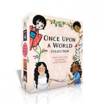 Once Upon a World Collection: Snow White; Cinderella; Rapunzel; The Princess and the Pea by Chloe Perkins, 9781534412903