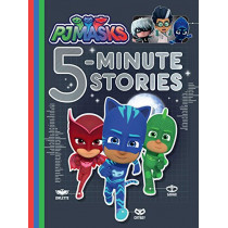 Pj Masks 5-Minute Stories by Various, 9781534430846