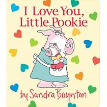 I Love You, Little Pookie by Sandra Boynton, 9781534437234