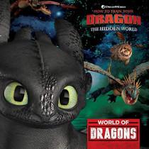 World of Dragons by May Nakamura, 9781534437388
