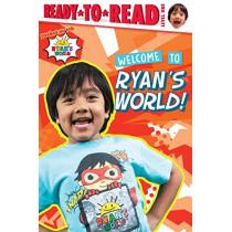 Welcome to Ryan's World! by Ryan Kaji, 9781534440760
