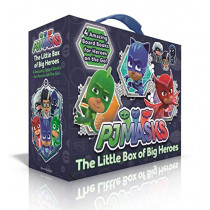 The Little Box of Big Heroes: PJ Masks Save the Library; Hero School; Super Cat Speed; Race to the Moon! by Various, 9781534443976