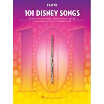 101 Disney Songs: Flute by Hal Leonard Publishing Corporation, 9781540002334