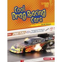 Cool Drag Racing Cars by Jon Fishman, 9781541519947