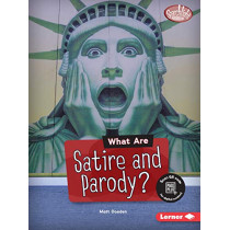 What Are Satire and Parody? by Matt Doeden, 9781541574748