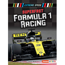 Superfast Formula 1 Racing by Dustin Albino, 9781541587366