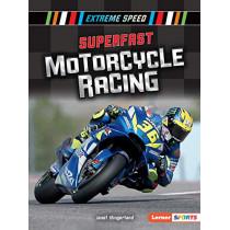 Superfast Motorcycle Racing by Janet Slingerland, 9781541587380