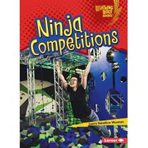Ninja Competitions by Laura Hamilton Waxman, 9781541589162