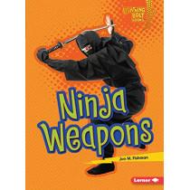 Ninja Weapons by Jon M. Fishman, 9781541589179