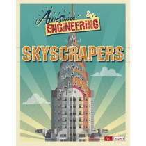 Awesome Engineering Skyscrapers by Sally Spray, 9781543513394