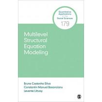 Multilevel Structural Equation Modeling by Bruno Castanho Silva, 9781544323053