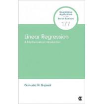 Linear Regression: A Mathematical Introduction by Damodar N. Gujarati, 9781544336572