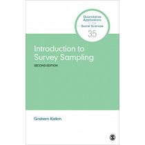 Introduction to Survey Sampling by Graham Kalton, 9781544338569