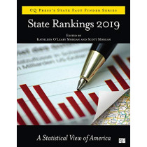 State Rankings 2019: A Statistical View of America by Kathleen O'Leary Morgan, 9781544353715