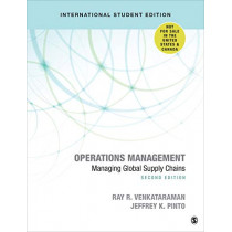 Operations Management - International Student Edition: Managing Global Supply Chains by Ray R. Venkataraman, 9781544372112