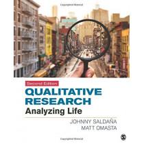 Qualitative Research: Analyzing Life by Johnny Saldana, 9781544372884
