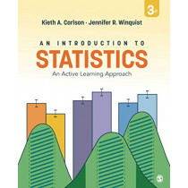 An Introduction to Statistics: An Active Learning Approach by Kieth A. Carlson, 9781544375090