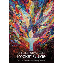 The Unitarian Universalist Pocket Guide by Melissa Harris-Perry, 9781558968264
