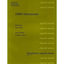 DMO Processing by Dave Hale, 9781560800347