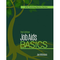 Job Aids Basics by Joe Willmore, 9781562866365