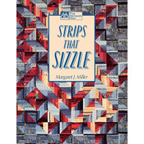 Strips That Sizzle by Margaret Miller, 9781564770097
