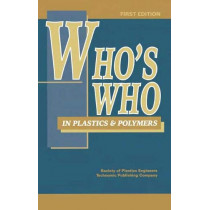 Who's Who in Plastics Polymers by James P. Harrington, 9781566769228